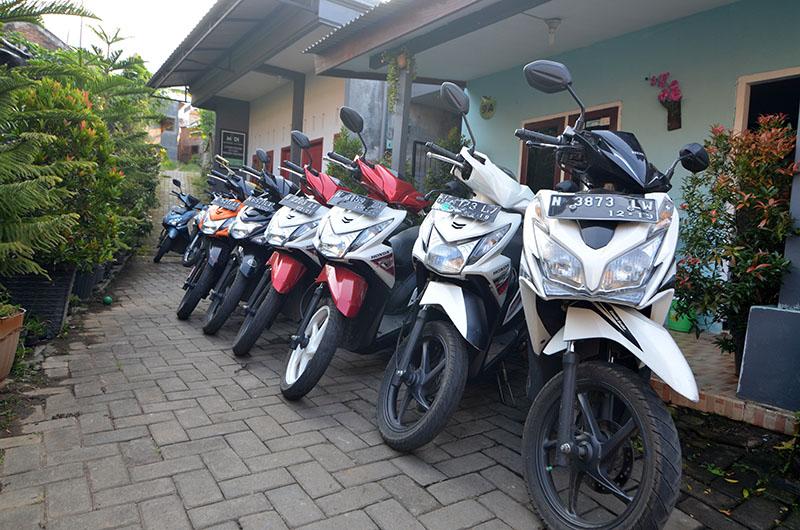 SEWA MOTOR DI BATU MALANG