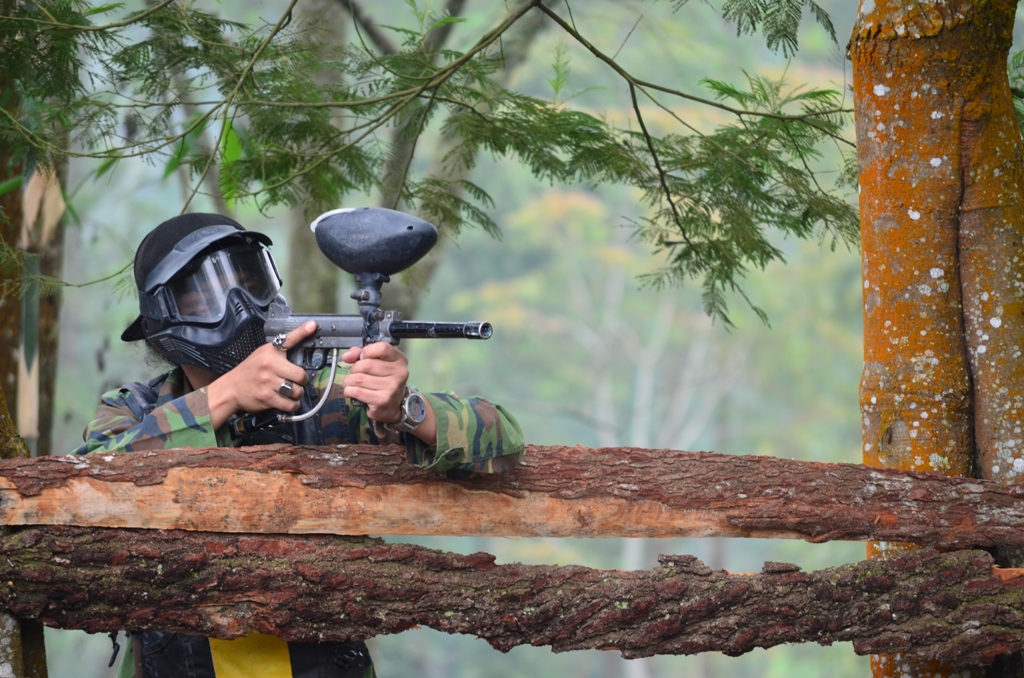 Paintball Gathering - Outbond